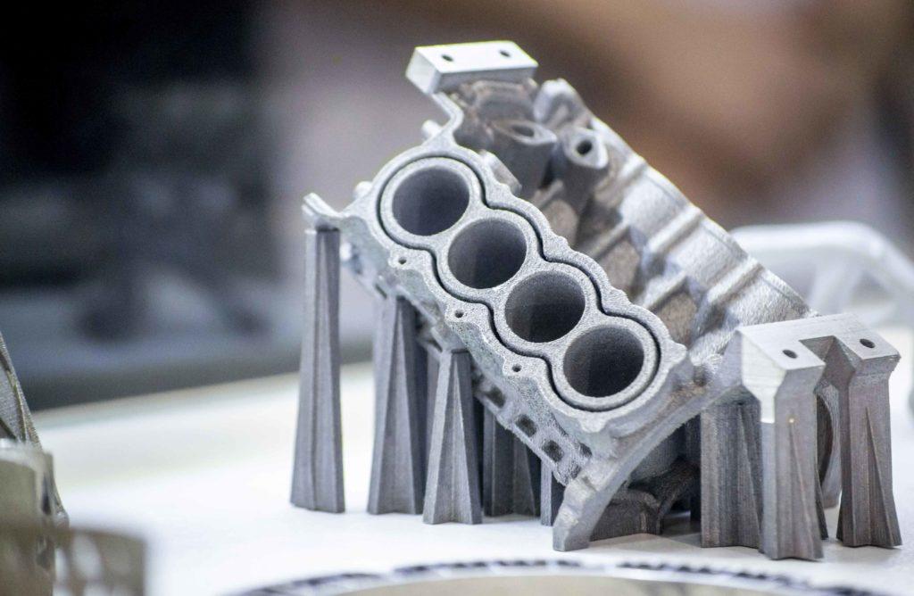 3D Printing Tungsten Powder