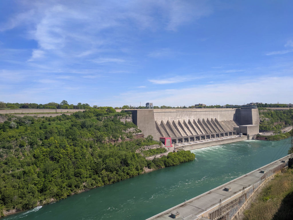 Clean Energy from Niagara Power Project